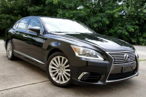 2013 Lexus LS 460 for sale at CU Carfinders in Norcross GA