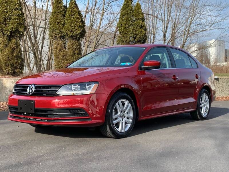 2017 Volkswagen Jetta for sale at PA Direct Auto Sales in Levittown PA