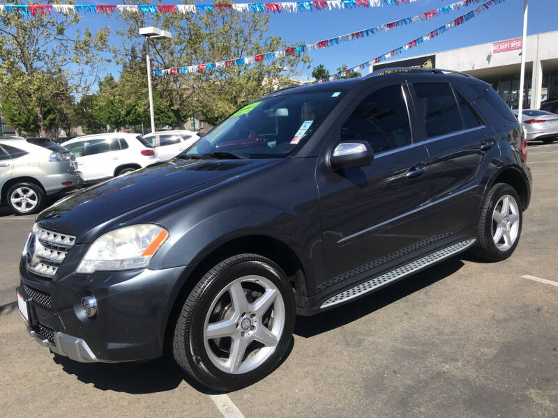 2010 Mercedes-Benz M-Class for sale at Autos Wholesale in Hayward CA