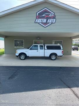 2011 Ford Ranger for sale at Austin Auto in Coldwater MI
