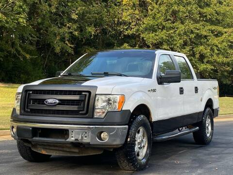 2014 Ford F-150 for sale at Top Notch Luxury Motors in Decatur GA
