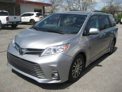 2018 Toyota Sienna for sale at Import Auto Connection in Nashville TN