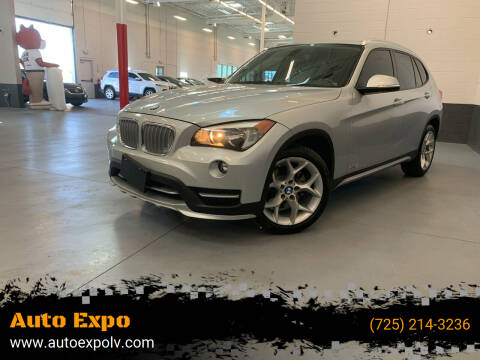 2015 BMW X1 for sale at Auto Expo in Las Vegas NV