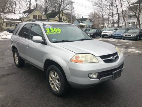 2003 Acura MDX for sale at Emory Street Auto Sales and Service in Attleboro MA