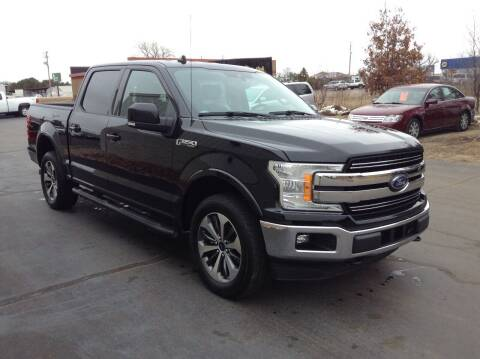 2019 Ford F-150 for sale at Bruns & Sons Auto in Plover WI