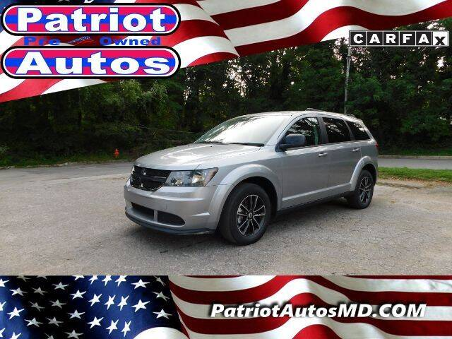 2018 Dodge Journey for sale in Baltimore, MD