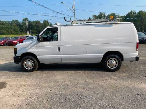2010 Ford E-Series Cargo for sale at Upstate Auto Sales Inc. in Pittstown NY