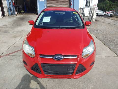 2014 Ford Focus for sale at Adonai Auto Broker in Marietta GA