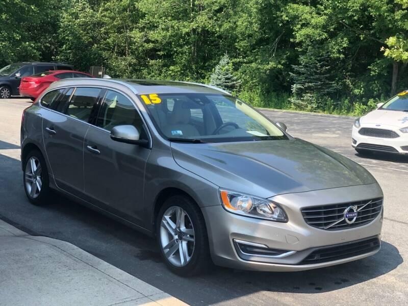 2015 Volvo V60 for sale at Elite Auto Sales in North Dartmouth MA