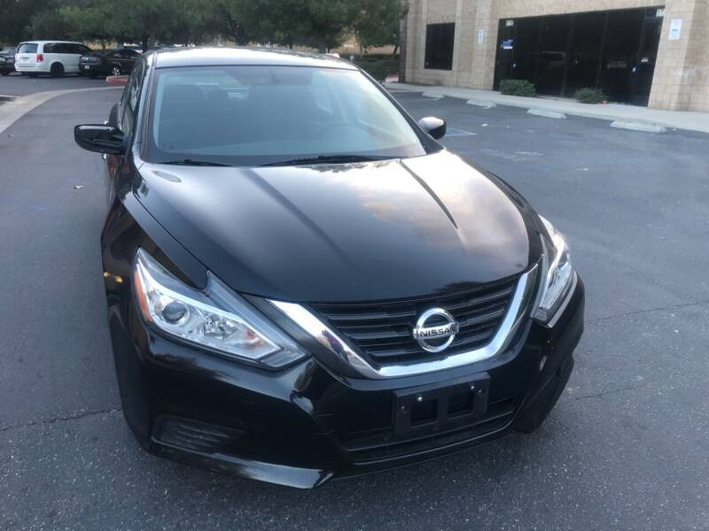 2016 Nissan Altima for sale at Faith Auto Sales in Temecula CA