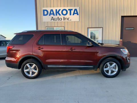 2016 Ford Explorer for sale at Dakota Auto Inc. in Dakota City NE