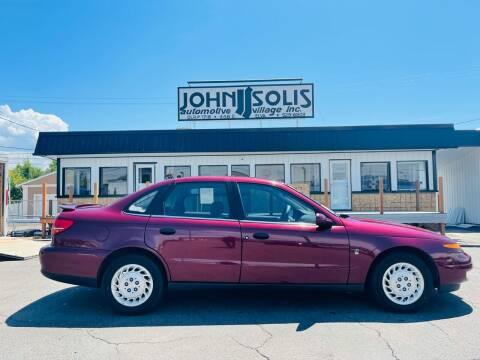 2002 Saturn L-Series for sale at John Solis Automotive Village in Idaho Falls ID