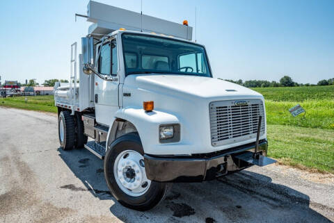 2001 Freightliner FL70 for sale at Fruendly Auto Source in Moscow Mills MO