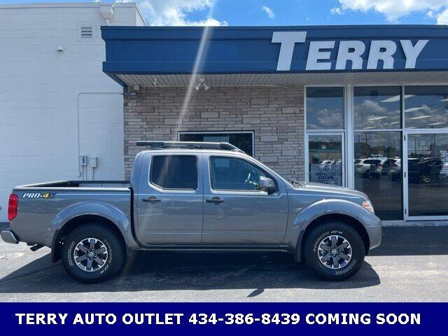2020 Nissan Frontier for sale at Terry Auto Outlet in Lynchburg VA