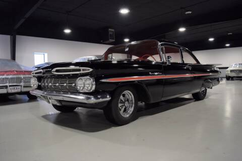1959 Chevrolet Bel Air for sale at Jensen's Dealerships in Sioux City IA