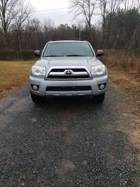 2006 Toyota 4Runner for sale at Richards's Auto Sales & Salvage in Denton NC
