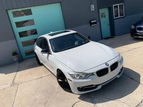2012 BMW 3 Series for sale at Enthusiast Autohaus in Sheridan IN