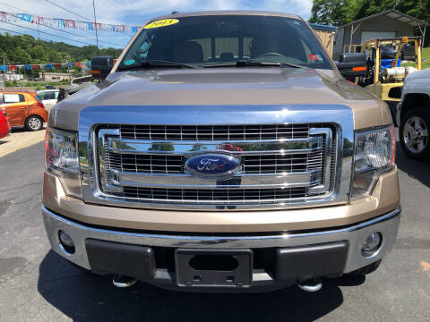 2013 Ford F-150 for sale at W V Auto & Powersports Sales in Charleston WV