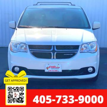 2011 Dodge Grand Caravan for sale at Credit Connection Auto Sales in Midwest City OK