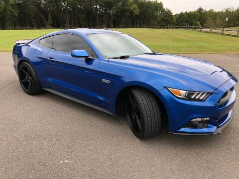 2017 Ford Mustang for sale at DLUX Motorsports in Fredericksburg VA