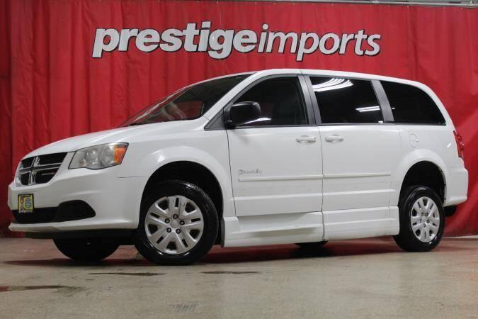 2014 Dodge Grand Caravan for sale at Prestige Imports in St Charles IL
