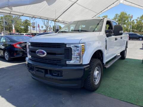 2019 Ford F-250 Super Duty for sale at San Jose Auto Outlet in San Jose CA