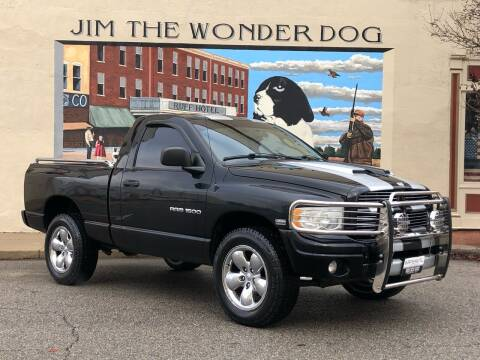 2003 Dodge Ram Pickup 1500 for sale at Imperial Auto of Marshall in Marshall MO