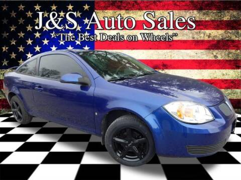 2007 Pontiac G5 for sale at J & S Auto Sales in Clarksville TN