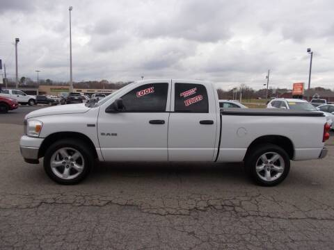 2008 Dodge Ram Pickup 1500 for sale at West TN Automotive in Dresden TN