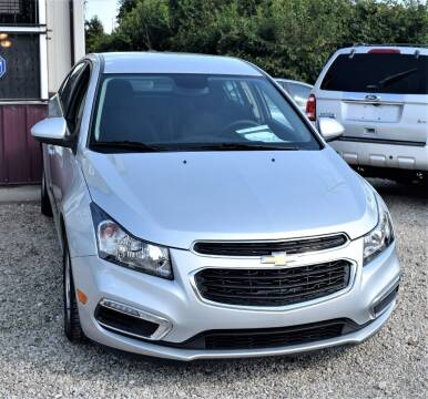2016 Chevrolet Cruze Limited for sale at PINNACLE ROAD AUTOMOTIVE LLC in Moraine OH