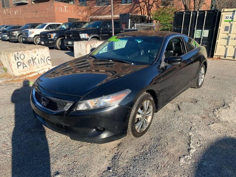 2009 Honda Accord for sale at Boston Auto Exchange in Boston MA
