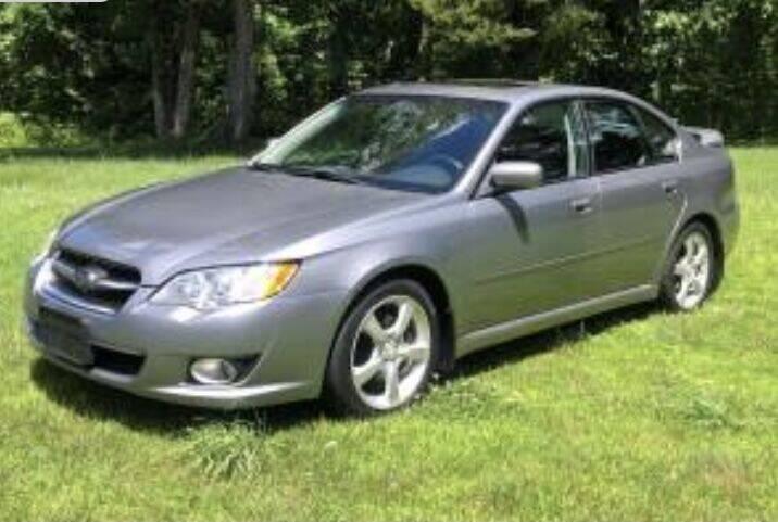 2008 Subaru Legacy for sale at Euro Motors of Stratford in Stratford CT
