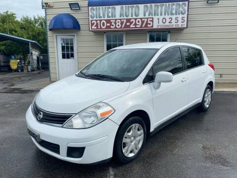 2011 Nissan Versa for sale at Silver Auto Partners in San Antonio TX