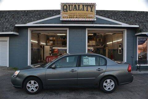 2004 Chevrolet Malibu for sale at Quality Pre-Owned Automotive in Cuba MO