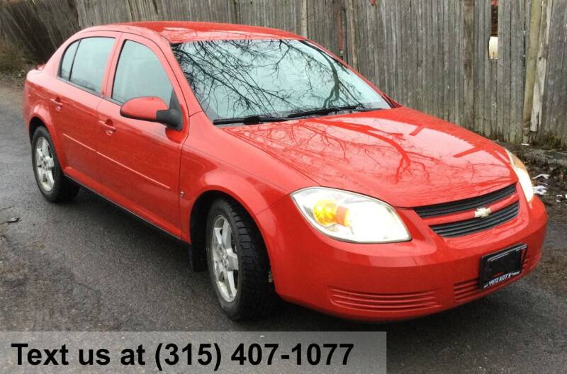 2009 Chevrolet Cobalt for sale at Pete Kitt's Automotive Sales & Service in Camillus NY