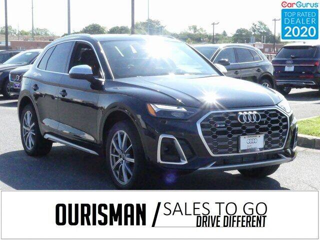 2021 Audi SQ5 for sale in Frederick, MD