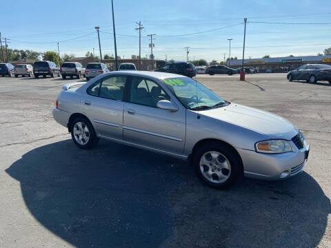 2006 Nissan Sentra for sale at University Auto Sales in Cedar City UT