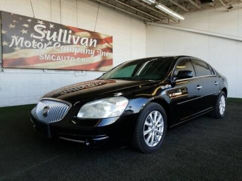 2010 Buick Lucerne for sale at SULLIVAN MOTOR COMPANY INC. in Mesa AZ