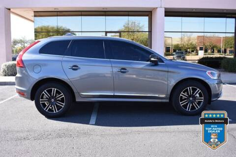 2017 Volvo XC60 for sale at GOLDIES MOTORS in Phoenix AZ