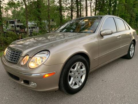 2003 Mercedes-Benz E-Class for sale at Next Autogas Auto Sales in Jacksonville FL