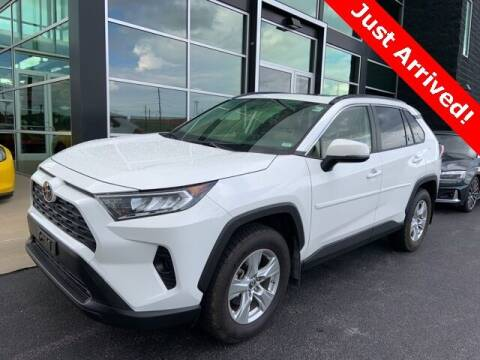 2019 Toyota RAV4 for sale at Autohaus Group of St. Louis MO - 3015 South Hanley Road Lot in Saint Louis MO