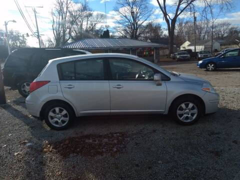 2007 Nissan Versa for sale at Antique Motors in Plymouth IN