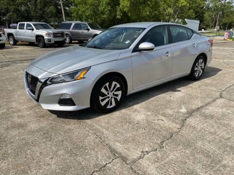 2020 Nissan Altima for sale at Southeast Auto Inc in Baton Rouge LA