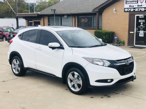 2017 Honda HR-V for sale at Safeen Motors in Garland TX