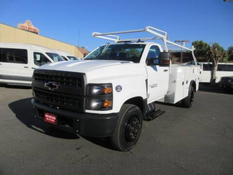 2019 Chevrolet C4500 DSL for sale at Norco Truck Center in Norco CA