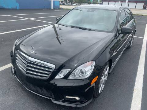 2011 Mercedes-Benz E-Class for sale at Eden Cars Inc in Hollywood FL
