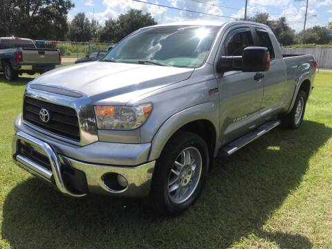 2007 Toyota Tundra for sale at MISSION AUTOMOTIVE ENTERPRISES in Plant City FL