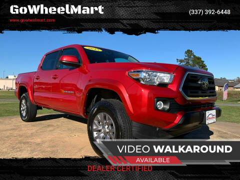 2019 Toyota Tacoma for sale at GoWheelMart in Leesville LA