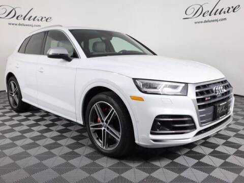 2019 Audi SQ5 for sale at DeluxeNJ.com in Linden NJ
