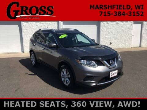 2015 Nissan Rogue for sale at Gross Motors of Marshfield in Marshfield WI